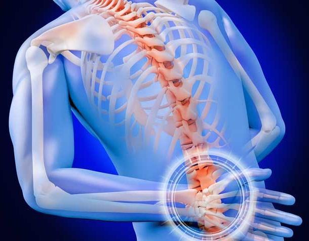 думаю, что сильная боль в левой части спины было