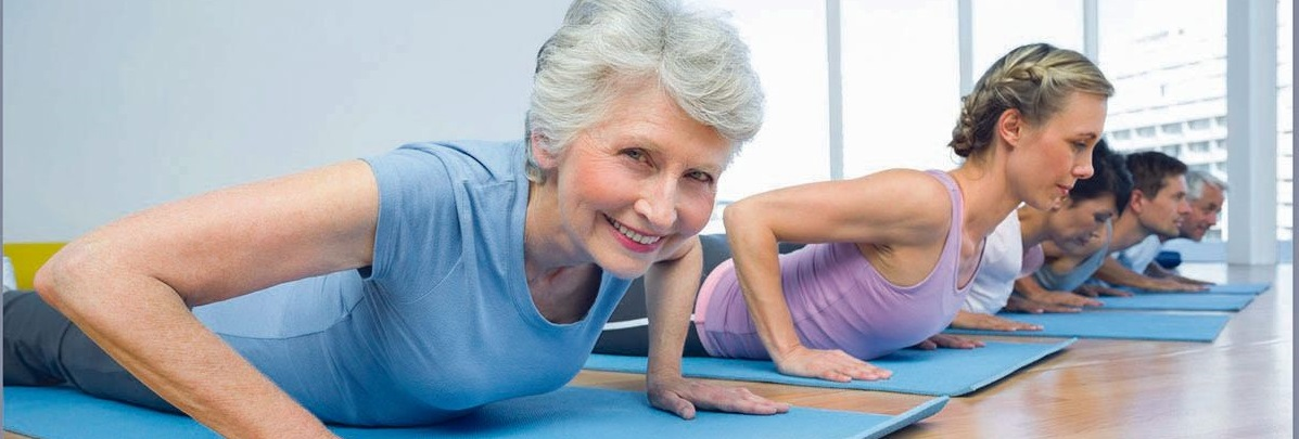 Поддерживайте адекватную физическую активность