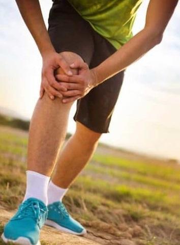 Боль в правом колене
